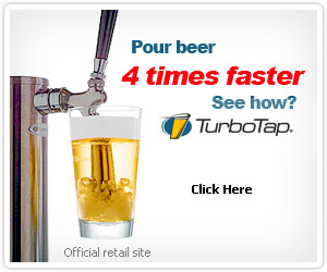 Learn how TurboTap Pours Beer 4 Times Faster 